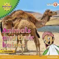 Riddle, Kate - My Gulf World and Me Level 2 Non-fiction Reader: Animals and Their Babies - 9780435135188 - V9780435135188
