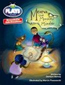Harvey, Damian - BC Plays Grey Meena the Monster Minder (BUG CLUB) - 9780435144159 - V9780435144159
