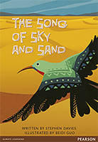 Davies, Stephen - Bug Club Pro Guided Y4 A Song of Sky and Sand (Bug Club Guided) - 9780435164454 - V9780435164454
