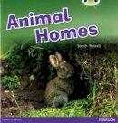 Russell, Sarah - Bug Club Non-fiction Pink B Animal Homes - 9780435167837 - V9780435167837