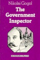 Gogol, Nikolai - The Government Inspector - 9780435223403 - V9780435223403
