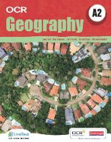 Dove, Jane; Guiness, Paul; Nagle, Garrett; Martin, Chris; Witherick, Michael - A2 Geography for OCR Student Book with LiveText for Students - 9780435357627 - V9780435357627
