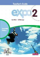 - Expo 2 Vert Teacher's Guide New Edition (Expo 11-14) - 9780435392833 - V9780435392833