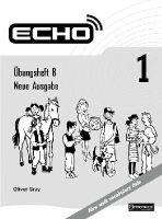- Echo 1 Workbook B, 8 Pack New Edition - 9780435394097 - V9780435394097