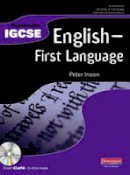 Inson, Peter - Heinemann IGCSE English - First Language Student Book with Exam Cafe CD - 9780435991180 - V9780435991180