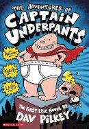Pilkey, Dav - Adventures of Captain Underpants - 9780439014571 - KRF0013887