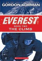 Korman, Gordon - The Climb (Everest) - 9780439405065 - KDK0010965