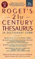 Kipfer, Barbara Ann - Rogets 21st Century Thesaurus - 9780440242697 - V9780440242697
