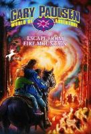Paulsen, Gary - Escape from Fire Mountain (Gary Paulsen World of Adventure) - 9780440410256 - KCD0040965