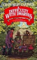 Gardner, Craig Shaw - A Difficulty with Dwarves (Ace Fantasy Book) - 9780441147793 - KEC0004264