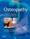 Parsons, Jon; Marcer, Nicholas - Osteopathy - 9780443073953 - V9780443073953