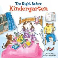 Wing, Natasha - The Night Before Kindergarten - 9780448425009 - KEX0253509