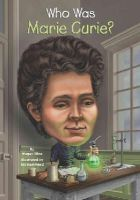 Stine, Megan - Who Was Marie Curie? - 9780448478968 - V9780448478968