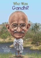 Rau, Dana Meachen - Who Was Gandhi? - 9780448482354 - V9780448482354