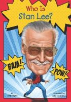 Edgers, Geoff - Who Is Stan Lee? (Who Was...?) - 9780448482361 - V9780448482361