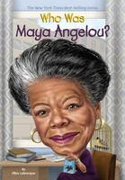 Labrecque, Ellen - Who Was Maya Angelou? - 9780448488530 - V9780448488530