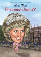 Labrecque, Ellen, Harrison, Nancy - Who Was Princess Diana? - 9780448488554 - V9780448488554