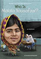 Brown, Dinah - Who Is Malala Yousafzai? (Who Was...?) - 9780448489377 - V9780448489377