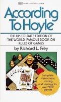 Frey, Richard - According to Hoyle - 9780449211120 - KST0027081