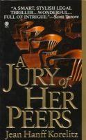 Jean Hanff Korelitz, Hanff Jean Korelitz - A Jury of Her Peers - 9780451188717 - KNH0005181
