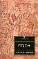Sturluson, Snorri - Edda (Everyman's Library) - 9780460876162 - V9780460876162
