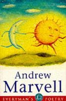 Andrew Marvell - Andrew Marvell : Selected Poems (Everyman's Poetry) - 9780460878128 - KMR0001041