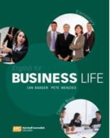 Badger, Ian; Menzies, Peter - English for Business Life - Elementary - 9780462007557 - V9780462007557
