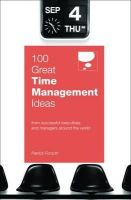 Patrick Forsyth - 100 Great Time Management Ideas (100 Great Ideas) - 9780462099439 - V9780462099439