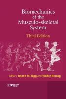 - Biomechanics of the Musculo-skeletal System - 9780470017678 - V9780470017678