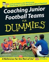 The National Alliance for Youth Sports; Heller, James; Bach, Greg - Coaching Junior Football Teams For Dummies - 9780470034743 - V9780470034743