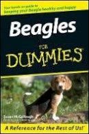 McCullough, Susan - Beagles For Dummies - 9780470039618 - V9780470039618