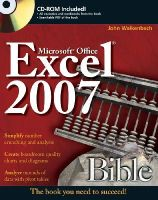 John Walkenbach - Excel 2007 Bible - 9780470044032 - V9780470044032