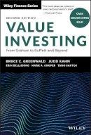 Greenwald, Bruce C. N.; Kiviat, Barbara - Value Investing - 9780470116739 - V9780470116739