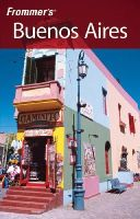 Luongo, Michael - Frommer's Buenos Aires (Frommer's Complete Guides) - 9780470124789 - KDK0014499