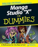 Rhodes, Michael; Hills, Doug - Manga Studio For Dummies - 9780470129869 - V9780470129869