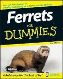 Schilling, Kim - Ferrets For Dummies - 9780470139431 - V9780470139431