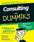 Bob Nelson, Peter Economy - Consulting For Dummies, 2nd Edition - 9780470178096 - V9780470178096