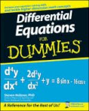 Holzner, Steve - Differential Equations For Dummies - 9780470178140 - V9780470178140