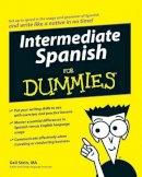 Stein, Gail - Intermediate Spanish For Dummies - 9780470184738 - V9780470184738