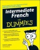 Lawless, Laura K. - Intermediate French For Dummies - 9780470187685 - V9780470187685