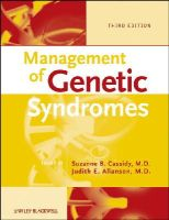 Cassidy, Suzanne B.; Allanson, Judith E. - Management of Genetic Syndromes - 9780470191415 - V9780470191415
