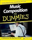 Jarrett, Scott; Day, Holly - Music Composition For Dummies - 9780470224212 - V9780470224212