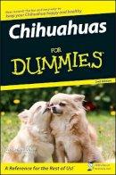 O'Neil, Jacqueline - Chihuahuas For Dummies - 9780470229675 - V9780470229675