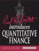 Wilmott, Paul - Paul Wilmott Introduces Quantitative Finance - 9780470319581 - V9780470319581