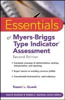 Quenk, Naomi L. - Essentials of Myers-Briggs Type Indicator Assessment - 9780470343906 - V9780470343906