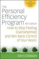 Gleeson, Kerry - The Personal Efficiency Program - 9780470371312 - V9780470371312