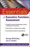 McCloskey, George; Perkins, Lisa A.; Wasserman, John; Kaufman, Alan S. - Essentials of Executive Functions Assessment - 9780470422021 - V9780470422021
