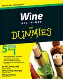 Consumer Dummies - Wine All-in-One For Dummies - 9780470476260 - V9780470476260