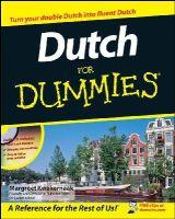 Kwakernaak, Margreet - Dutch For Dummies - 9780470519868 - V9780470519868