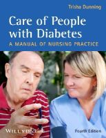 Dunning, Trisha - Care of People with Diabetes - 9780470659199 - V9780470659199